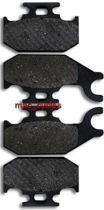 Can-Am Disc Brake Pads Outlander Max 900 2007 Front (2 sets)