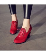 Big Size 11 12 13 14 15 16 ladies high heels women shoes woman pumps Dee... - $30.59