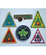Boy Scouts Trees Scoutrees for Canada Patch Lot (6). - $29.00