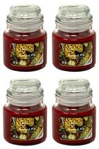 Mainstays 3oz Harvest Pie Scented Candles, 4-Pack - $18.38