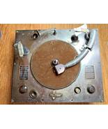 RARE Vintage Garrard RC 2 Turntable Phonograph Record Changer Player - $1,076.62
