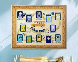 13854 SHIPS FREE Accent Plus School Days Photo Frame - $14.99