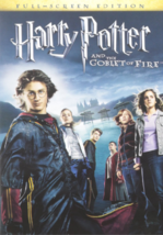 Harry Potter and the Goblet of Fire Dvd image 1
