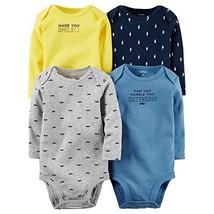 Carter's Baby Girls' Multi-pk Bodysuits 126g338 (6 Months|Cuteness) - $34.81