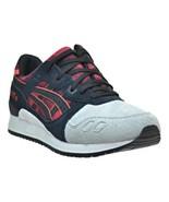 Asics Gel Lyte III 3 Chaussures Course à Carreaux Rouge Noir Taille 7.5 - $120.69