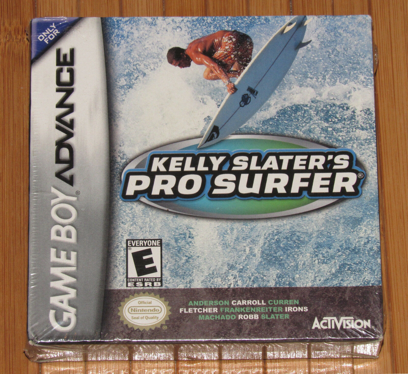 Primary image for Kelly Slater's Pro Surfer (Nintendo Game Boy Advance, 2002) Brand New Sealed