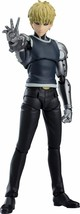 Max Factory figma Genos figure 455 One Punch Man JAPAN OFFICIAL IMPORT - $91.08