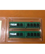 Edge 1GB 512MB x 2 DIMM 044001-48 Memory RAM - $4.94