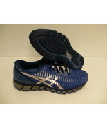 Asics gel quantum 360 blue lightning navy men's running shoes size 13 us - $148.45