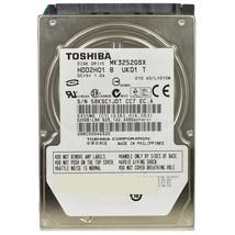 Toshiba MK3252GSX 320GB SATA/300 5400RPM 8MB 2.5 Hard Drive - $40.32