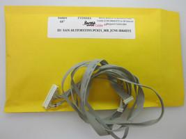 "Sanyo 48"" FVD48R4 Main Board TP.MS3393.PC821 Cable [CN6 IR&KEY] to IR Se... - $15.95"