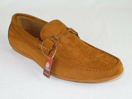Mens Driving Shoes Micro Suede Velvet Flexible Comfortable Slip On TAYNO... - €41,49 EUR