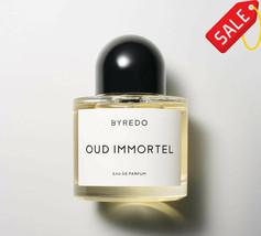 Byredo Oud Immortal 3.3 fl.oz  100 ml Eau De Parfum New In Box Sealed Unisex - $99.90