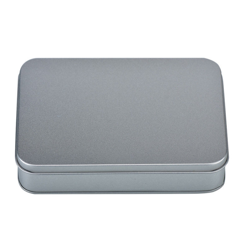 WR Coin Tin Silver Case Display Box Storage Holder for 6 40mm Coins Collect Item image 6