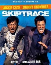 Skiptrace (Blu Ray) (Ws/Eng/Eng Sub/Span Sub/Eng Sdh/5.1 Dts-Hd)