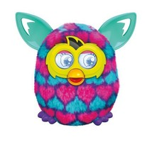 Furby Pink and Blue Hearts Boom Plush Toy - $176.60
