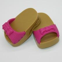 American Girl Nanea Mitchell Family Market Souvenir Shoes Only - $16.99