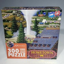 Old Faithful 300 Piece Jigsaw Puzzle TCG Toys Hometown Collection Puzzle... - $16.95