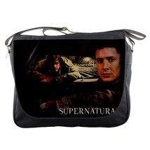 Messenger Bag Supernatural Dean And Sam Winchesters Brothers In American... - $30.00