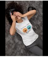 Knitting Takes Balls Funny Graphic Short-Sleeve Unisex T-Shirt - $14.50+