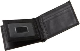 Calvin Klein Ck Men's Leather Bifold Id Wallet Key Chain Set Rfid 79220 image 14