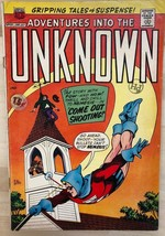 ADVENTURES INTO THE UNKNOWN #165 (1966) ACG Comics Nemesis VG+ - $9.89