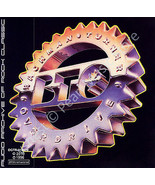 BTO BACHMAN TURNER OVERDRIVE SELF TITLED CD MINI LP OBI Guess Who Brave ... - $12.51