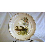 Noritake 1991 Country Diary Of An Edwardian Lady Chop Plate Round Platte... - $18.89