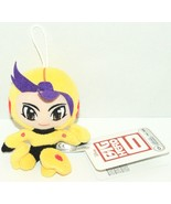 "GO GO TOMAGO GIRL - DISNEY'S BIG HERO 6 PLUSH TOY 5"" FIGURE NEW 2015 - $4.88"