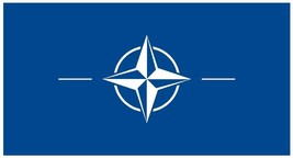 Nato Vinyl International Flag Decal Sticker Made In The Usa F331 - $1.45+