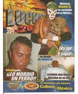 Lucha Libre Lot #7 WWE Luchas 2000 Wagner Jr La Parka Atlantis Perro Mis... - $35.95