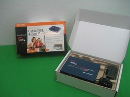 Linksys Network Cable/DSL 4-Port Router Model NR041 Metal Case - $11.26