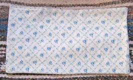 Banjo On Your Knee Cushion/Gives Relief From Brackets On Your Thigh/Blue... - $7.00