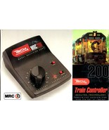 Train Controller - HO, N,O,S, Z and other Scale DC trains - $24.95