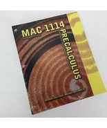 Precalculus Enhanced With Graphing Utilities by Michael Sullivan Mac 111... - $35.63
