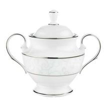 Lenox Venetian Lace Sugar Bowl with Lid - $108.90