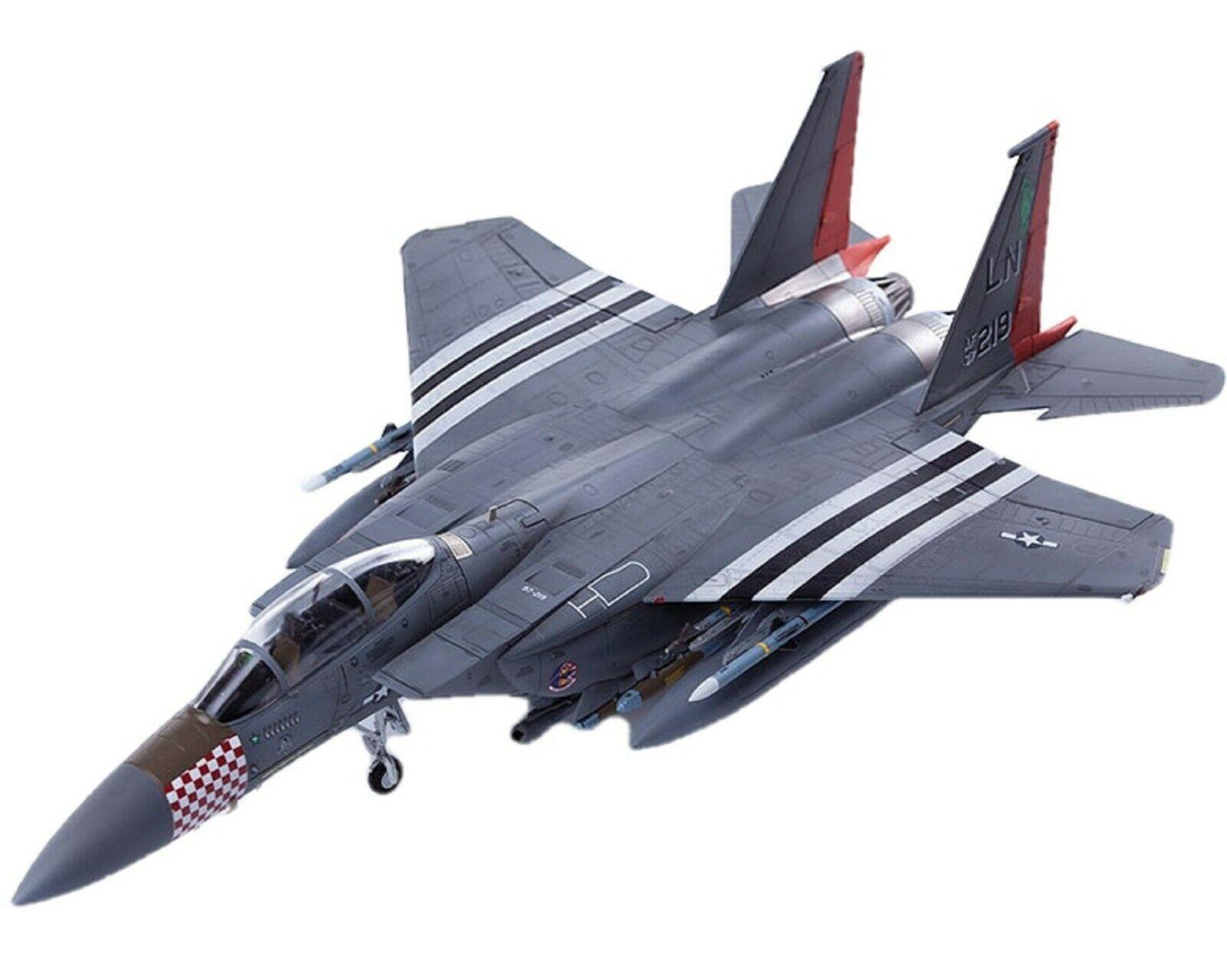 Academy 12568 USAF F-15E D-Day 75th Aninversary Plastic Hobby Model Kit