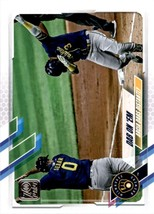 2021 Topps #7 Dab on 'Em NM-MT Brewers - $0.99