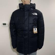 The North Face Men's HMLYN Insulated Parka Coat TNF Black Sz L - $215.00