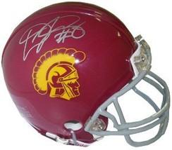Dwayne Jarrett signed USC Trojans Replica Mini Helmet - $17.95