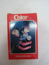Enesco Coca-Cola Delivering Holiday Cheers Ornament- NIP - $26.24