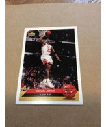 1992-93 Upper Deck McDonalds Michael Jordan #P5 Mint Centered PSA Gradable  - $8.95