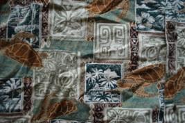 Mens Royal Creations Button Down Hawaiian Shirt ~Sz XL ~Hawaii Made ~Sea... - $31.18