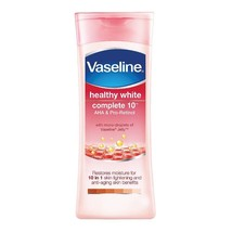 Vaseline Healthy White Complete 10 Body Lotion Reduces Dark Spots 40 ml - $6.99