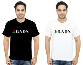 New Casual Fashion Brand ITEM PlayStation 334Praddaes Logo 2019/20 Unisex TShirt - $9.98+