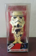 Official Funko Star Wars Wacky Wobbler Stormtrooper Series 1 Bobble-Head Nodder - $29.69