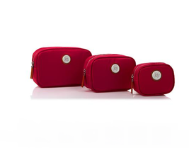 JOY TravelEase TuffTech™ Luggage Set of 3 Nesting Travel Pouches - $29.65