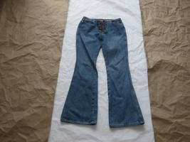 Vintage Guess Jeans Draw Strings Cotton Denim Jeans Size 26 (Made in USA) - $22.06