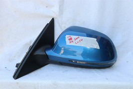 09 Audi A4 Sedan Sideview Power Door Wing Mirror Driver Left - LH (6 Wire) image 1