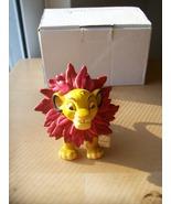 Grolier Lion King's Simba Christmas Ornament - $14.00